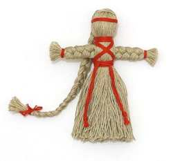 Мастер класс куклы обереги из ниток своими руками