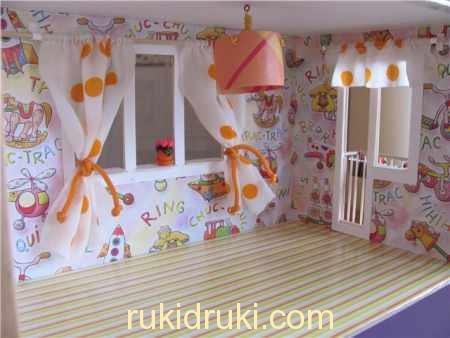 Мебель для кукол своими руками фото и