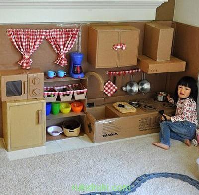 Как сделать домик своими руками для ребенка